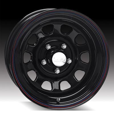 51 - Black Daytona Tires