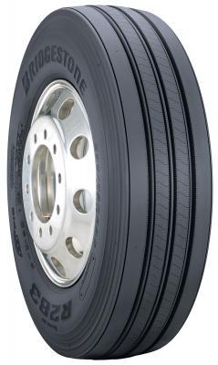 R283 Ecopia Tires