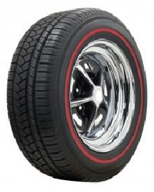 American Classic Red Tires