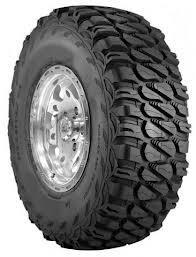 Chaparral M/T Tires