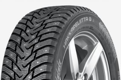 Hakkapeliitta 8 Studded Tires